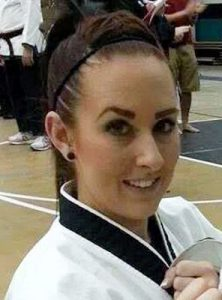 Amanda Howard: Taekwon-Do