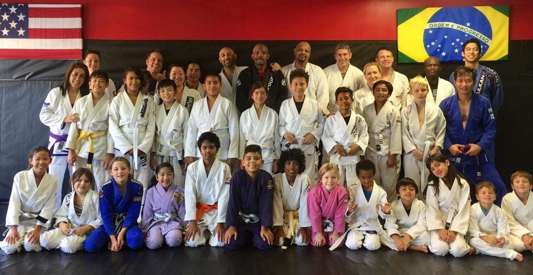 Primal Jiu Jitsu Training Center San Diego