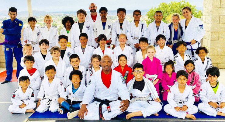 Primal Jiu Jitsu Training Center Kids San Diego