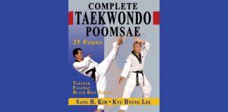 Complete Taekwondo Poomsae Cover