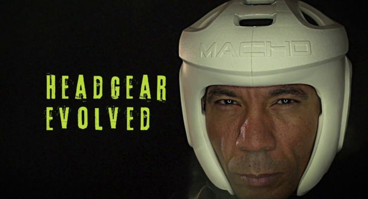 Macho SparTec Headgear Takes Safety and Innovation to New Heights