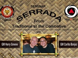 Serrada Escrima and Combative Knife