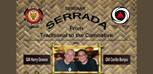 Serrada Escrima and Combative Knife