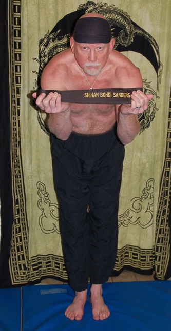 Bohdi Snaders claims title of Shihan.