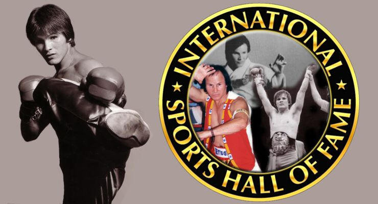 Benny Urquidez International Sports Hall of Fame