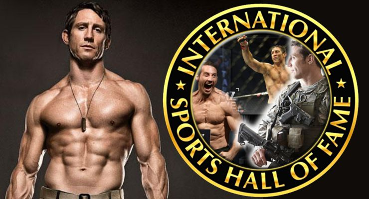 Tim Kennedy Inducted into International Sports Hall of Fame 2019