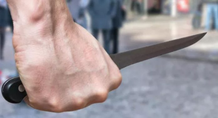 Teaching Knife Defense