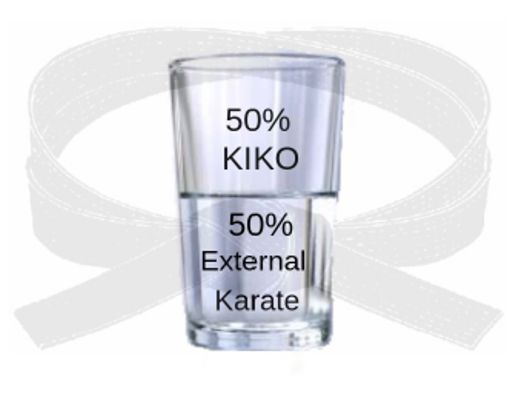 Without Kiko principles, the full face of authentic karate kata will be generally misunderstood