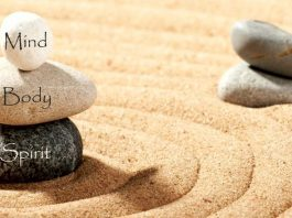 Mind Body and Spirit