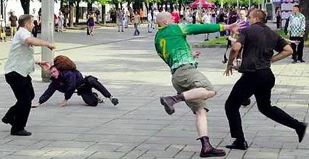 Self Defense Today
