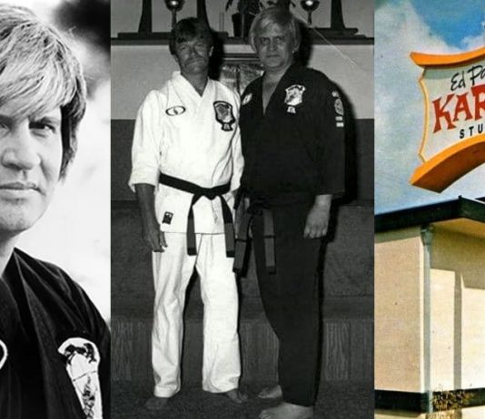 Ed Parker's Karate Studio