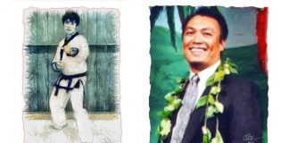 John Natividad Tang Soo Do