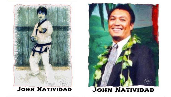 John Natividad Tang Soo Do