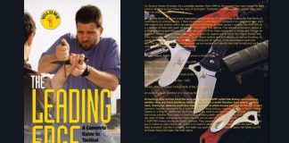 The Leading Edge: A Complete Guide to Tactical Edged Weapon Use