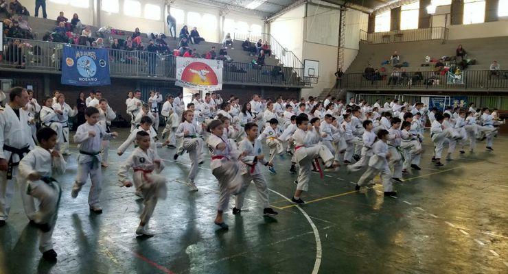 Grand Master Hwang Argentina Seminar 2019