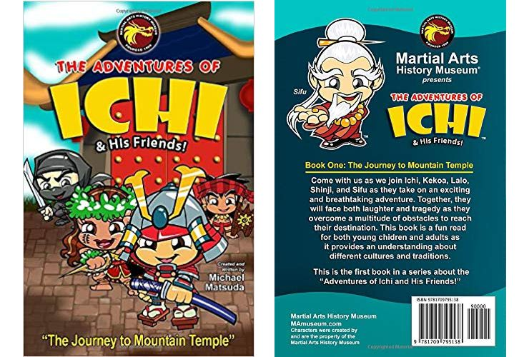 The Adventures of Ichi & His Friends: The Journey to Mountain Temple