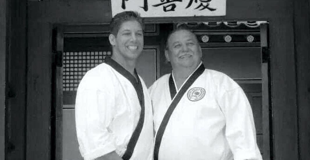 Eric Kovaleski and Robert Kovaleski