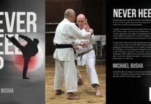 Never Heel Up by Michael Busha