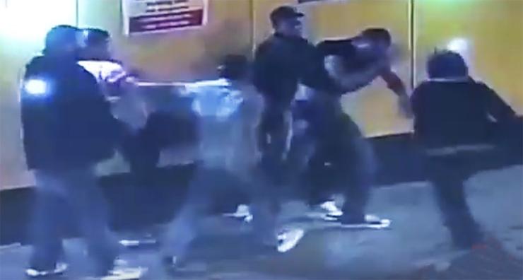 Gang Attack