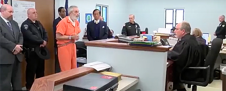 Overzealous prosecutor charge citizens for protecting themselves