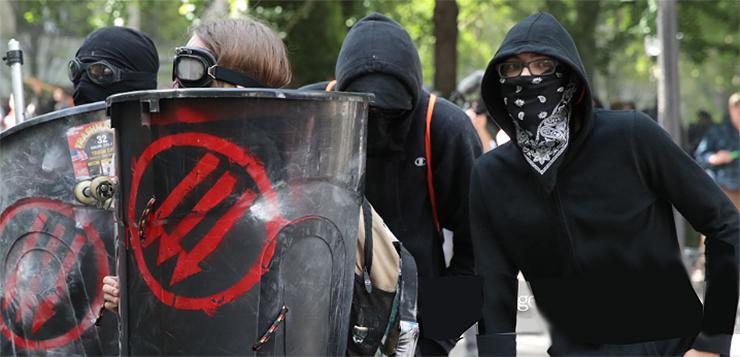 Antifa Attacks